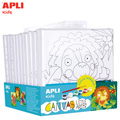 Canvas Little Artist Apli Kids Exp.12 Pcs