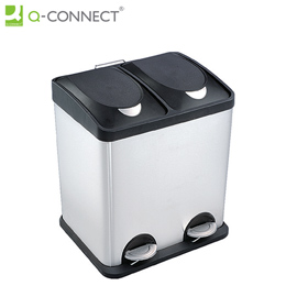 Balde do Lixo 30 Litros Q-Connect KF16551