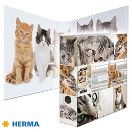 Dossier A4 Herma Cats 7166