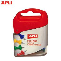 Push Pins Apli Cx.25