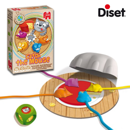 Jogo Catch the Mouse Diset 19729