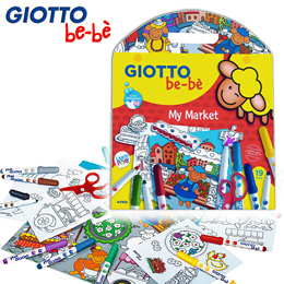 Giotto be-bè My Market