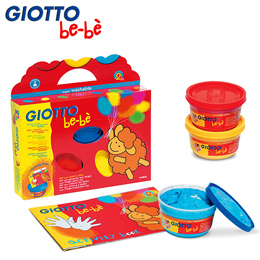 Giotto be-bè Super finger paint set