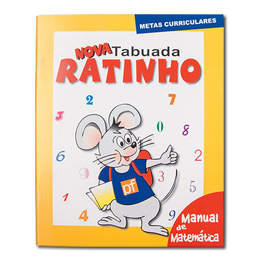 Tabuada do Ratinho - Manual de Matemática